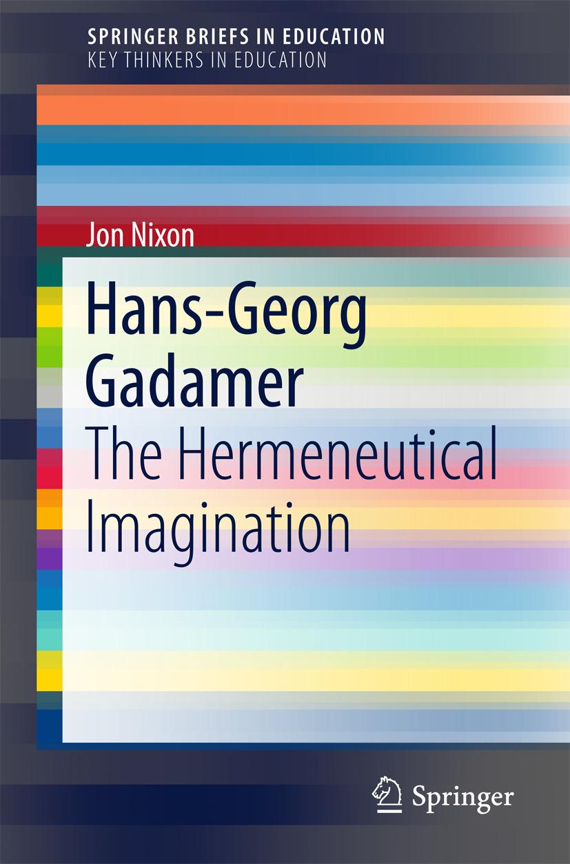 Nixon, Jon - Hans-Georg Gadamer, ebook