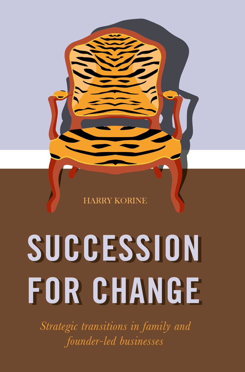 Korine, Harry - SUCCESSION FOR CHANGE, ebook