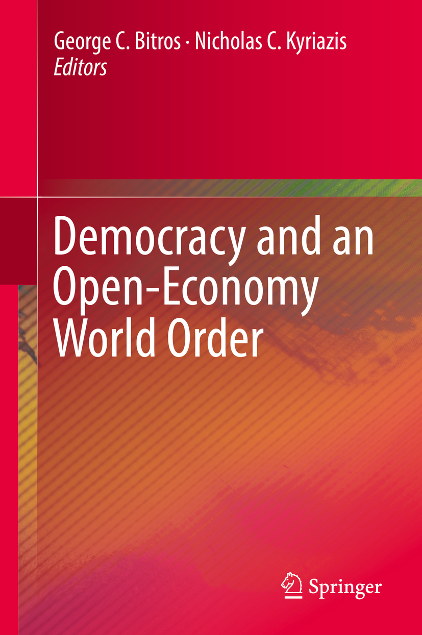 Bitros, George C. - Democracy and an Open-Economy World Order, ebook