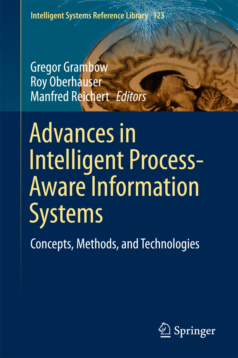 Grambow, Gregor - Advances in Intelligent Process-Aware Information Systems, ebook