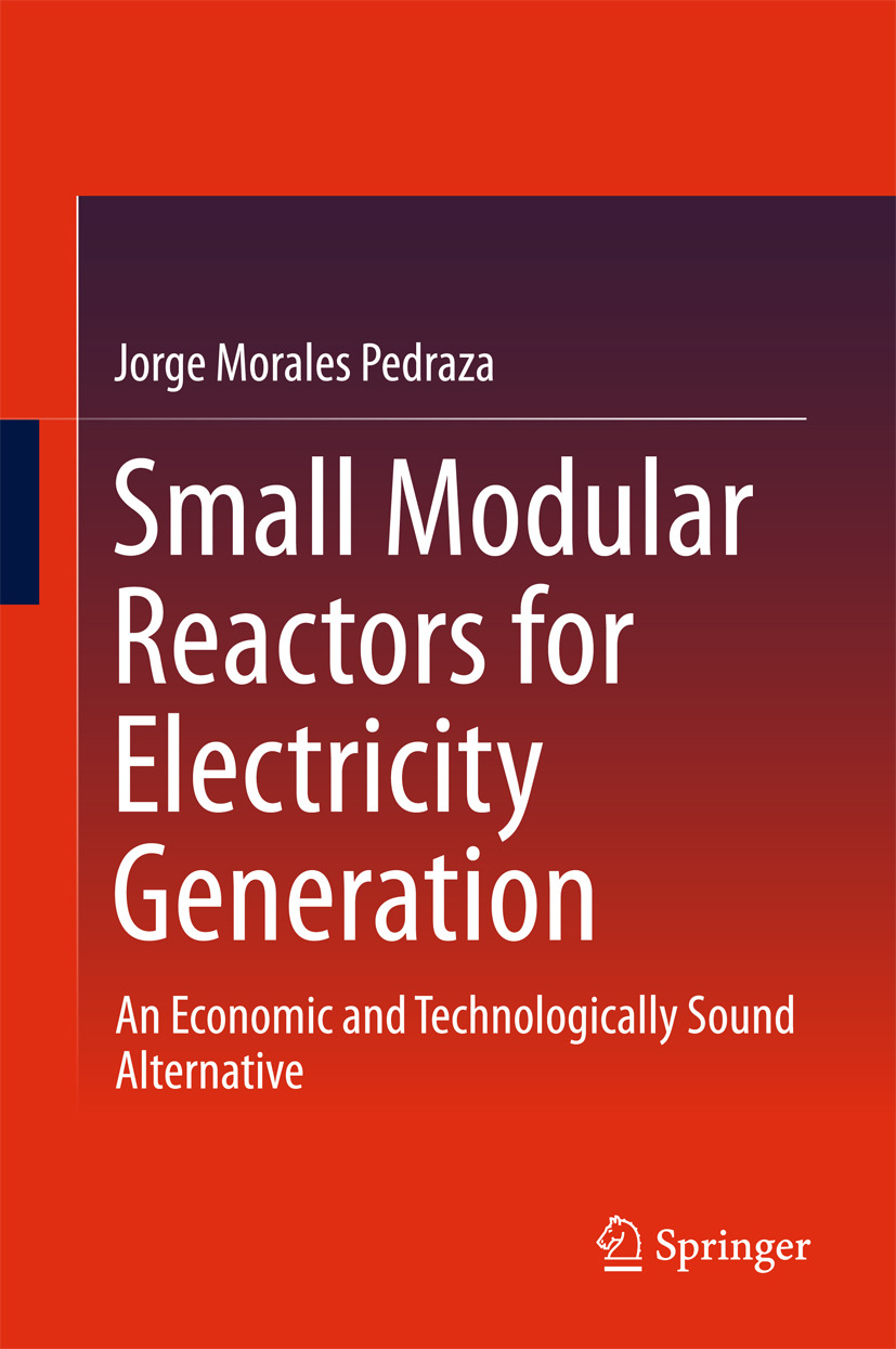 Pedraza, Jorge Morales - Small Modular Reactors for Electricity Generation, ebook