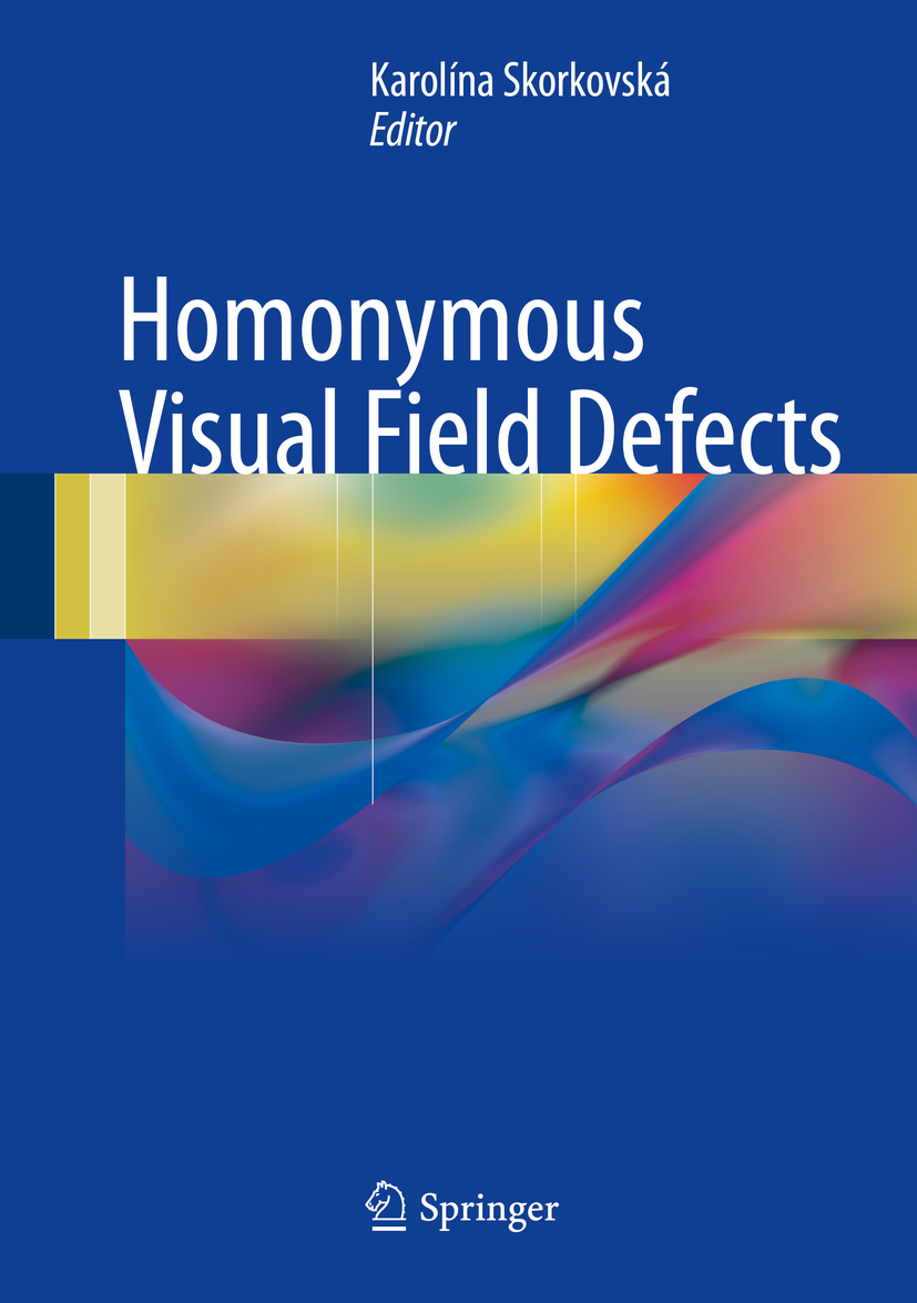 Skorkovská, Karolína - Homonymous Visual Field Defects, ebook