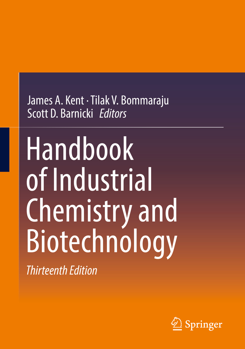 Barnicki, Scott D. - Handbook of Industrial Chemistry and Biotechnology, ebook