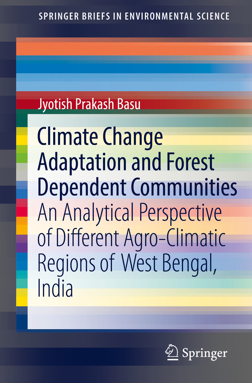 Basu, Jyotish Prakash - Climate Change Adaptation and Forest Dependent Communities, ebook