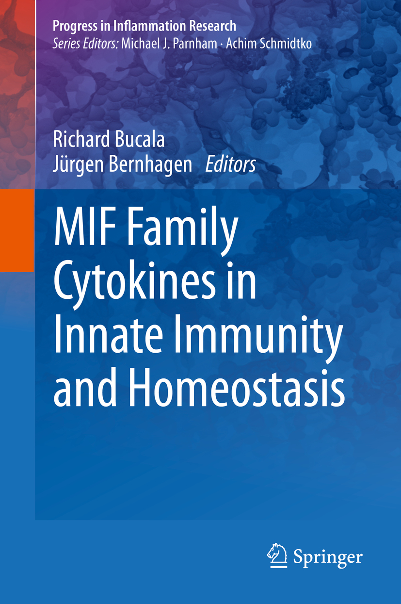 Bernhagen, Jürgen - MIF Family Cytokines in Innate Immunity and Homeostasis, ebook