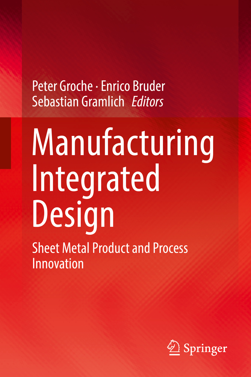 Bruder, Enrico - Manufacturing Integrated Design, ebook