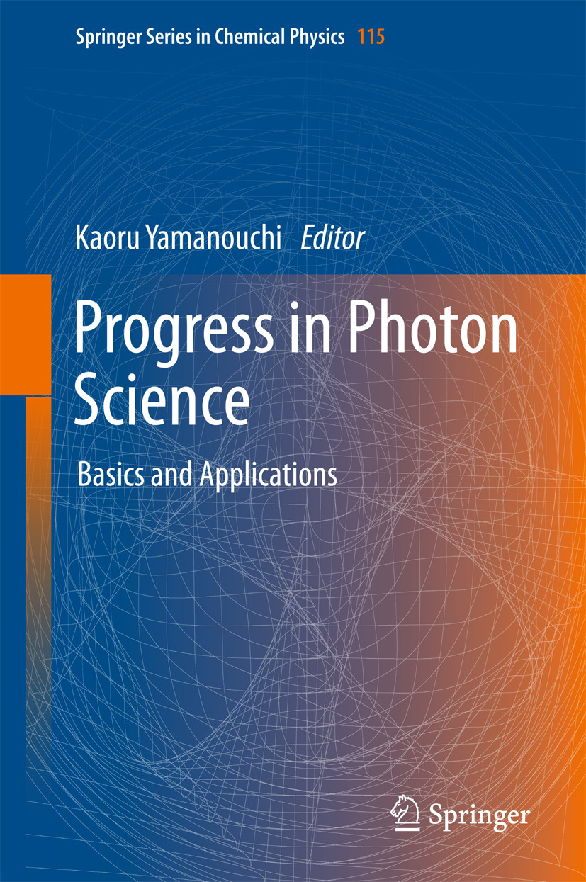 Yamanouchi, Kaoru - Progress in Photon Science, ebook