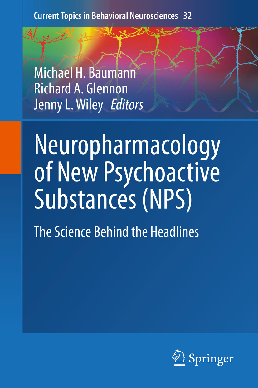 Baumann, Michael H. - Neuropharmacology of New Psychoactive Substances (NPS), e-kirja