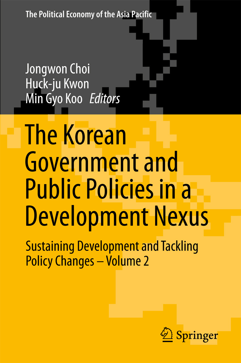 Choi, Jongwon - The Korean Government and Public Policies in a Development Nexus, ebook