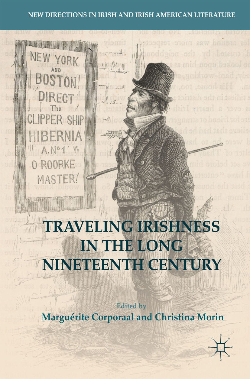 Corporaal, Marguérite - Traveling Irishness in the Long Nineteenth Century, ebook