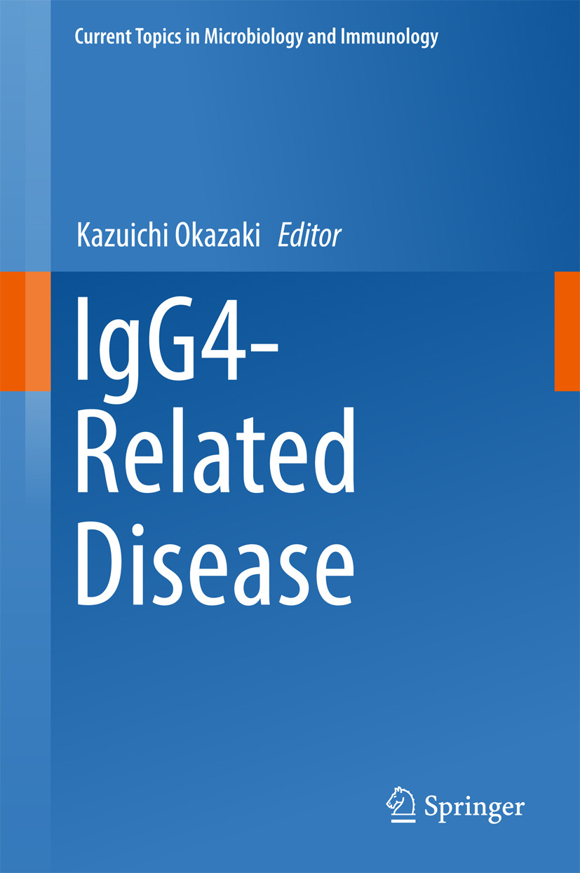 Okazaki, Kazuichi - IgG4-Related Disease, ebook