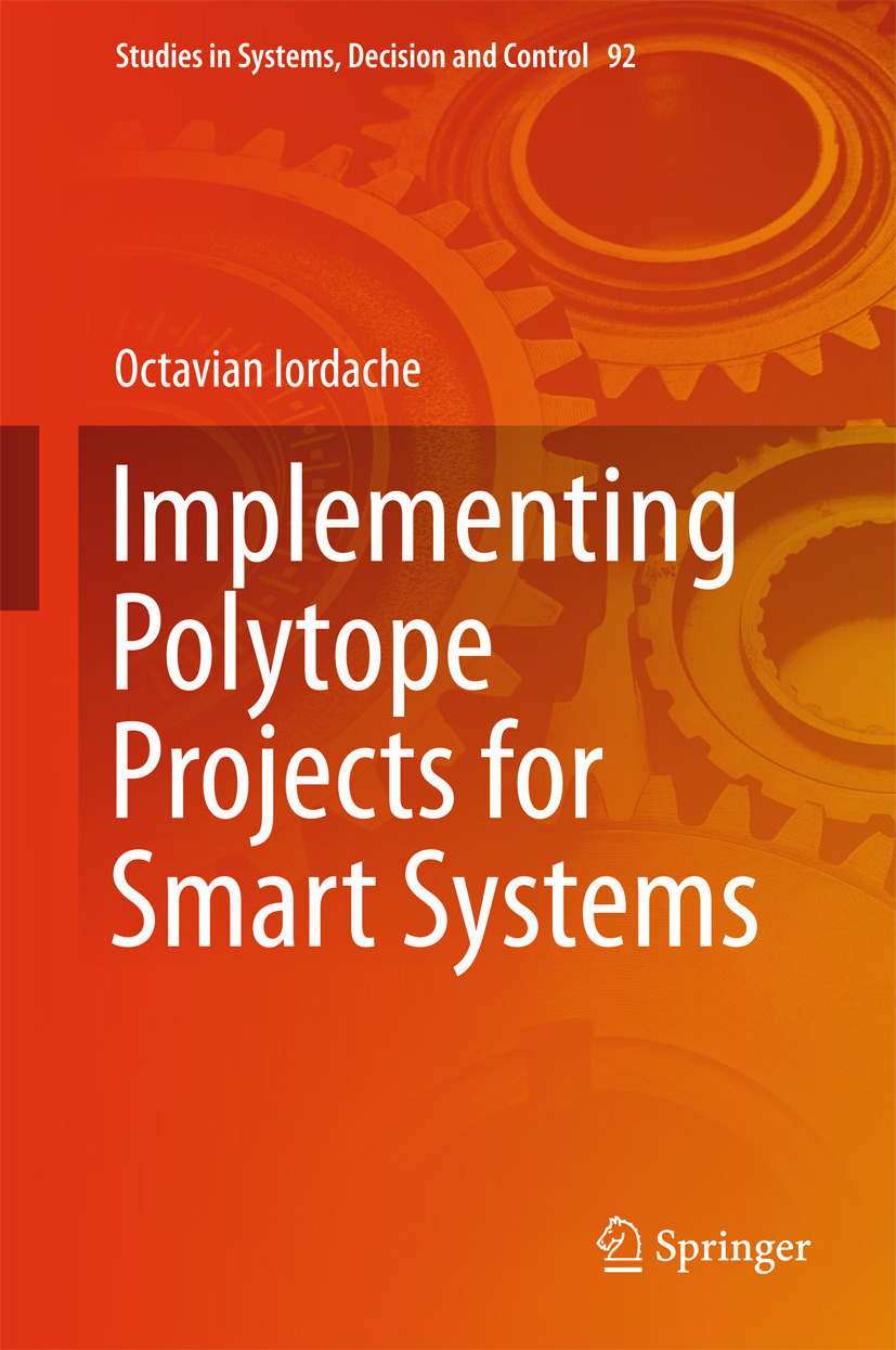 Iordache, Octavian - Implementing Polytope Projects for Smart Systems, ebook