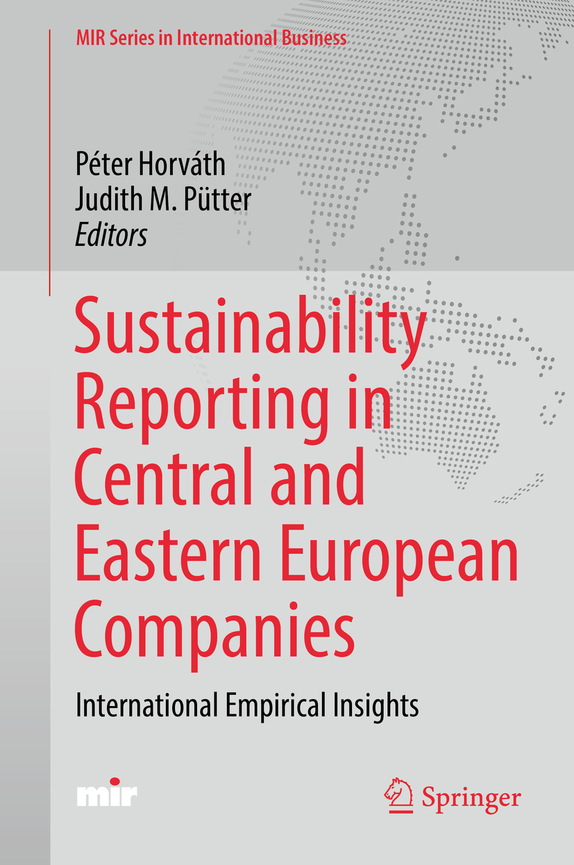 Horváth, Péter - Sustainability Reporting in Central and Eastern European Companies, ebook