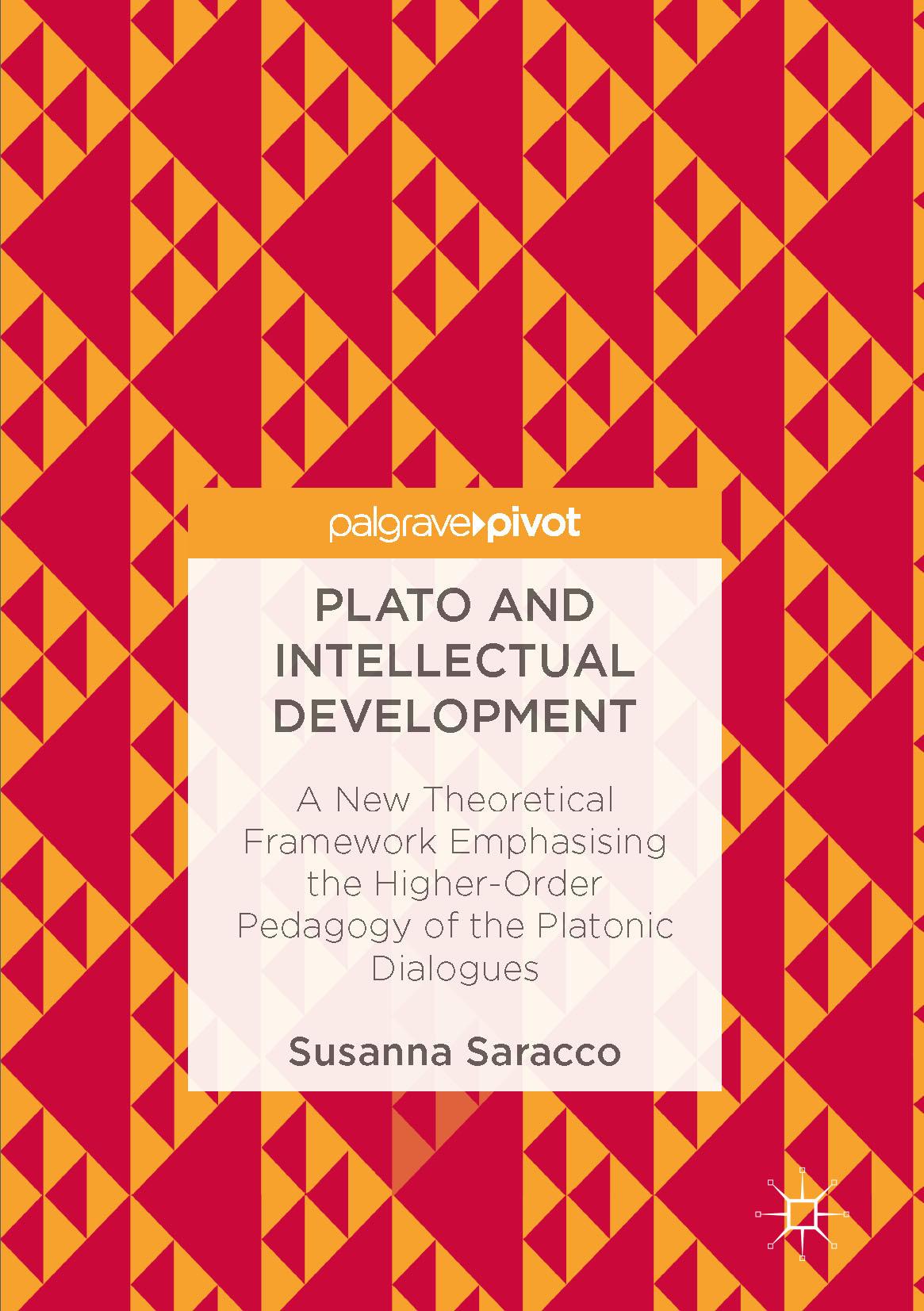 Saracco, Susanna - Plato and Intellectual Development, ebook