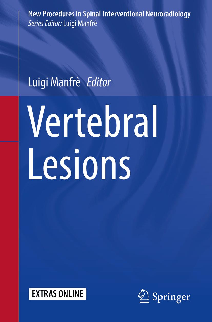 Manfrè, Luigi - Vertebral Lesions, ebook