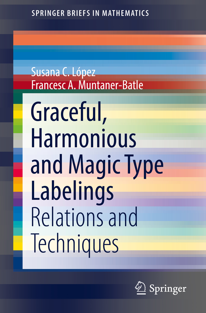 López, Susana C. - Graceful, Harmonious and Magic Type  Labelings, ebook