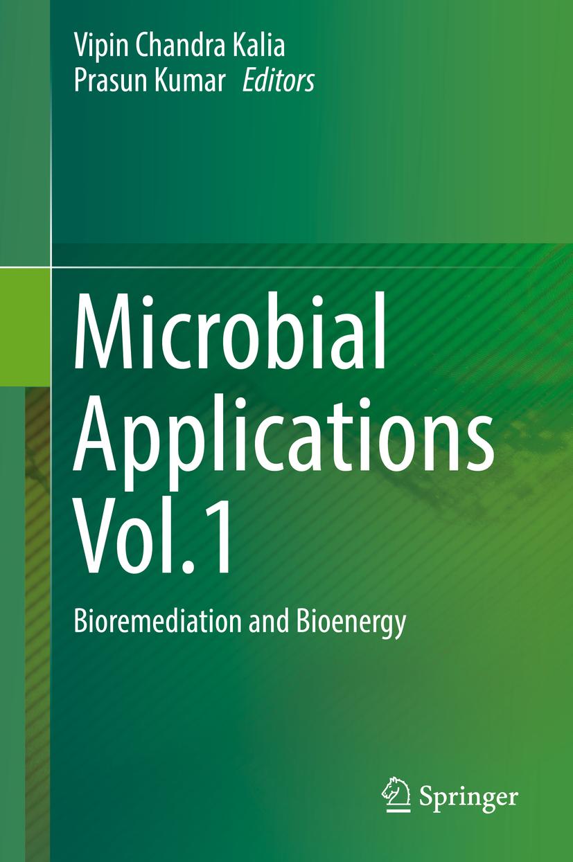 Kalia, Vipin Chandra - Microbial Applications Vol.1, ebook