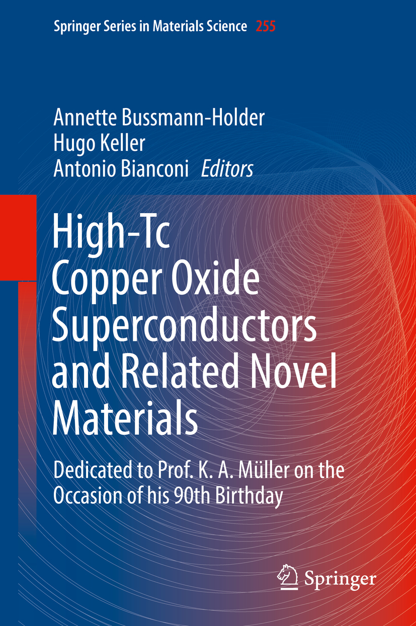 Bianconi, Antonio - High-Tc Copper Oxide Superconductors and Related Novel Materials, ebook