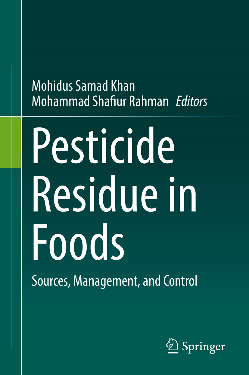 Khan, Mohidus Samad - Pesticide Residue in Foods, ebook