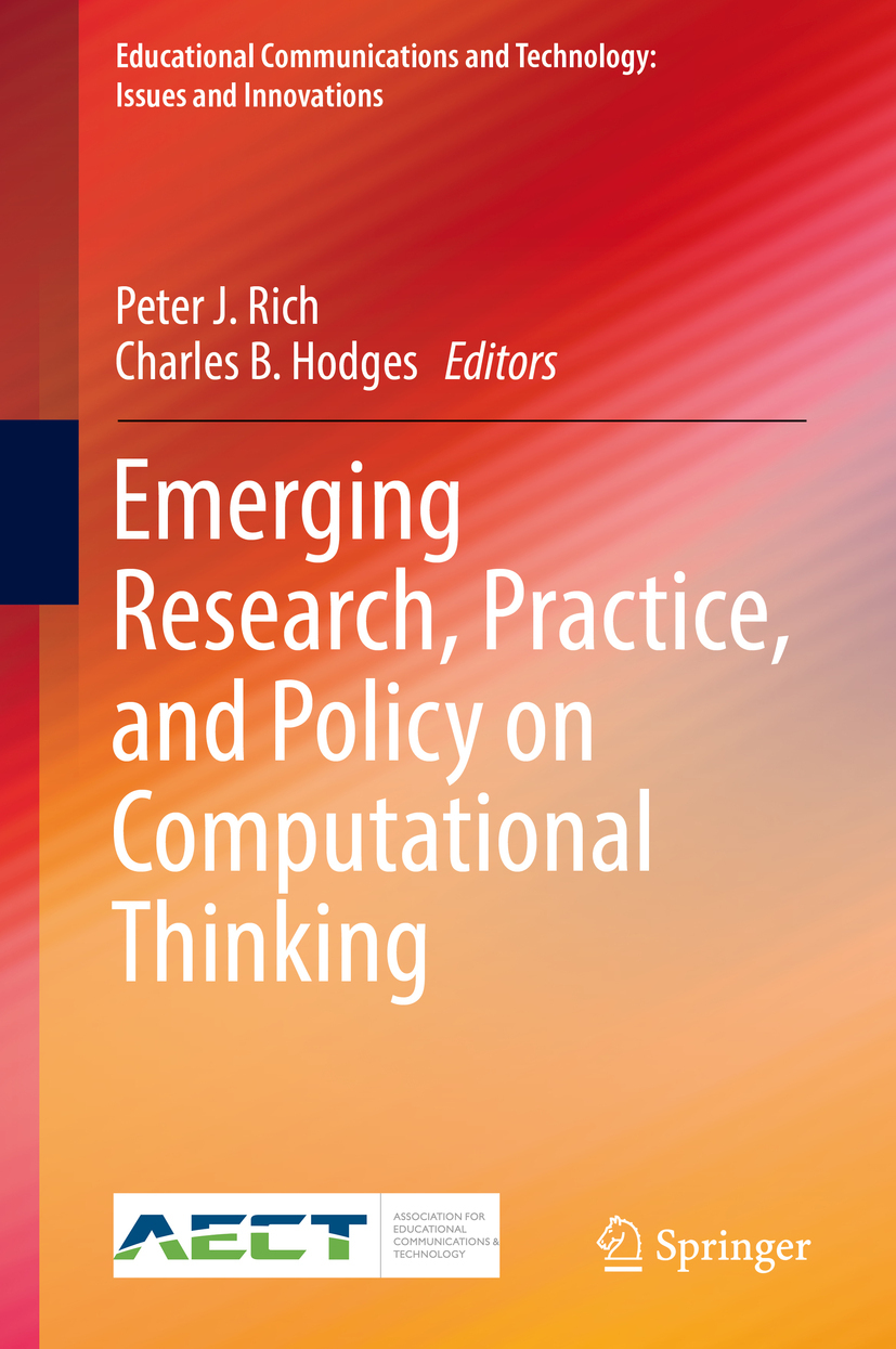 Hodges, Charles B. - Emerging Research, Practice, and Policy on Computational Thinking, ebook