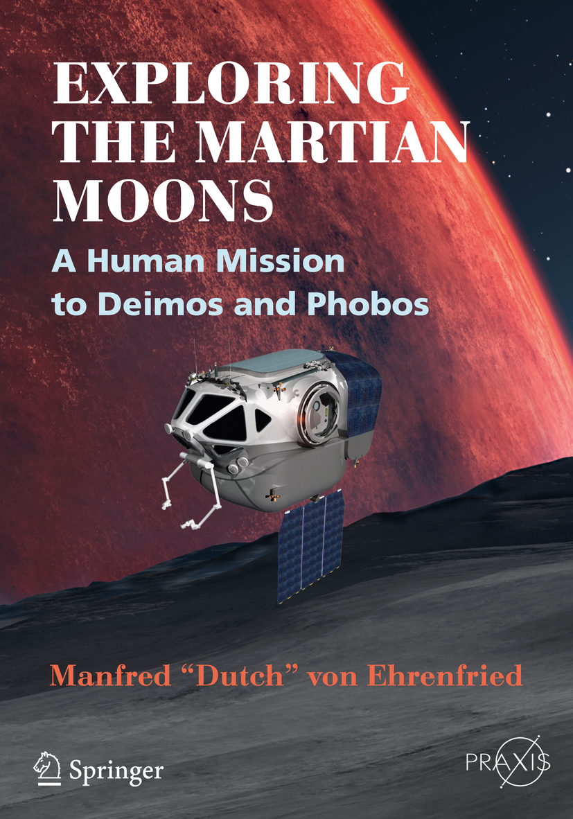 "Ehrenfried, Manfred ""Dutch"" von - Exploring the Martian Moons, ebook"