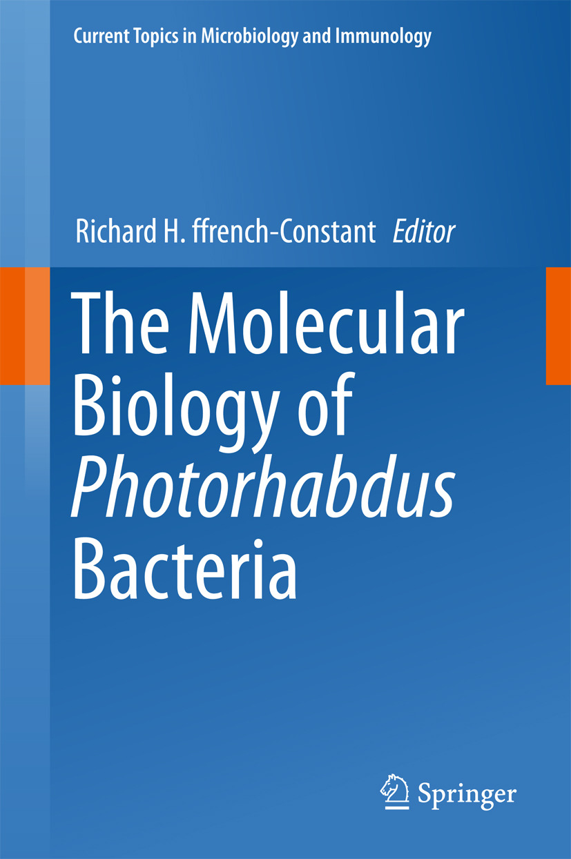 ffrench-Constant, Richard H. - The Molecular Biology of Photorhabdus Bacteria, ebook