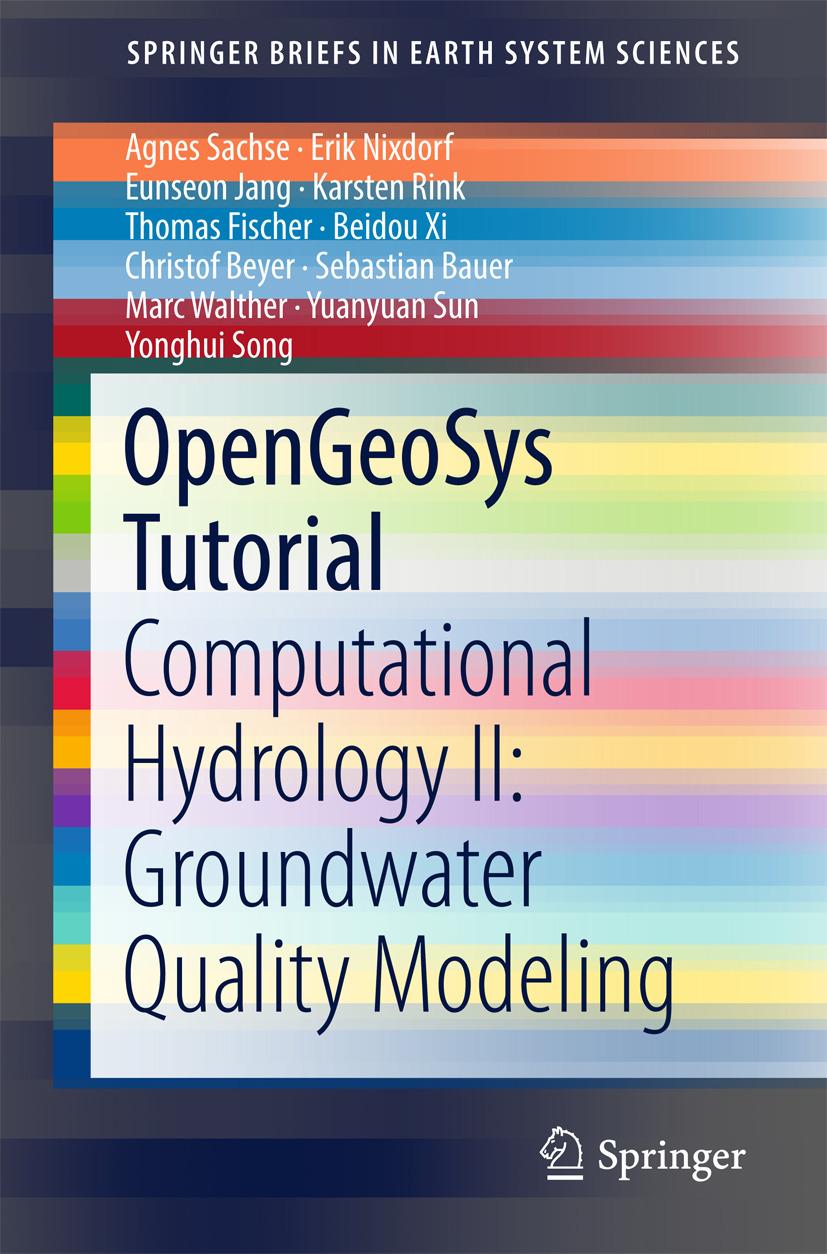 Bauer, Sebastian - OpenGeoSys Tutorial, ebook