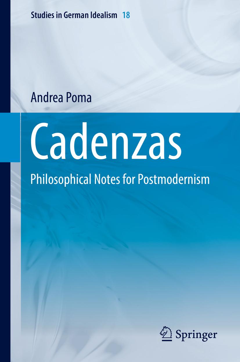 Poma, Andrea - Cadenzas, ebook
