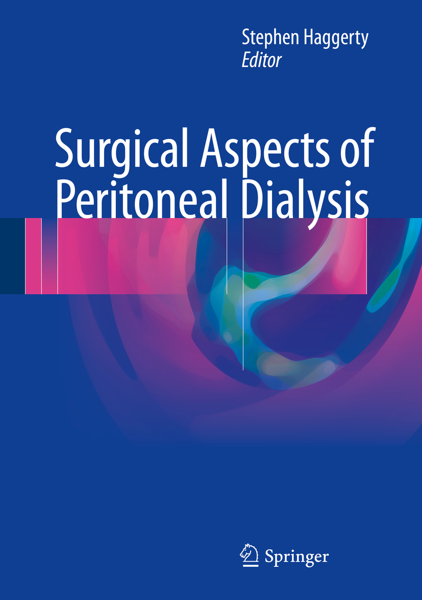 Haggerty, Stephen - Surgical Aspects of Peritoneal Dialysis, ebook