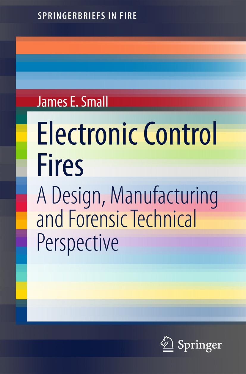 Small, James E. - Electronic Control Fires, ebook