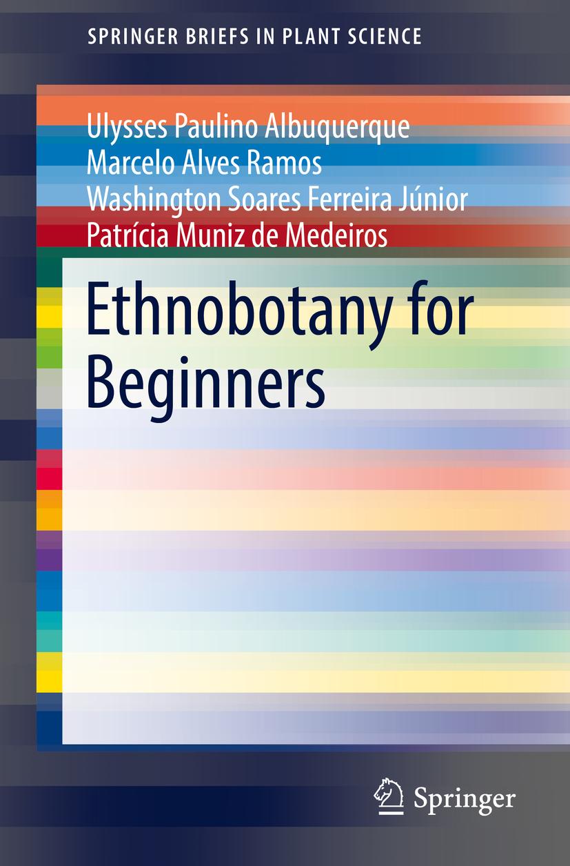 Albuquerque, Ulysses Paulino - Ethnobotany for Beginners, e-kirja