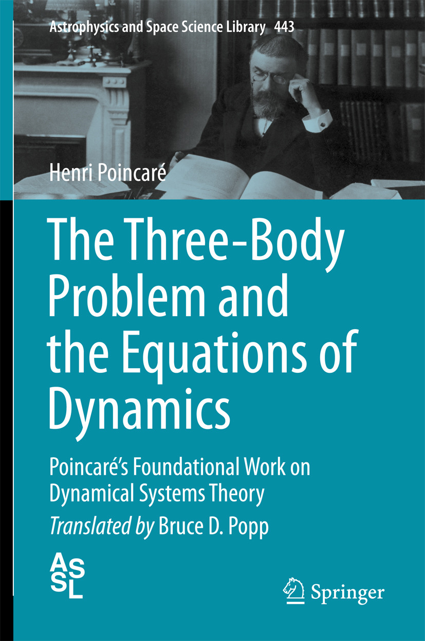Poincaré, Henri - The Three-Body Problem and the Equations of Dynamics, ebook