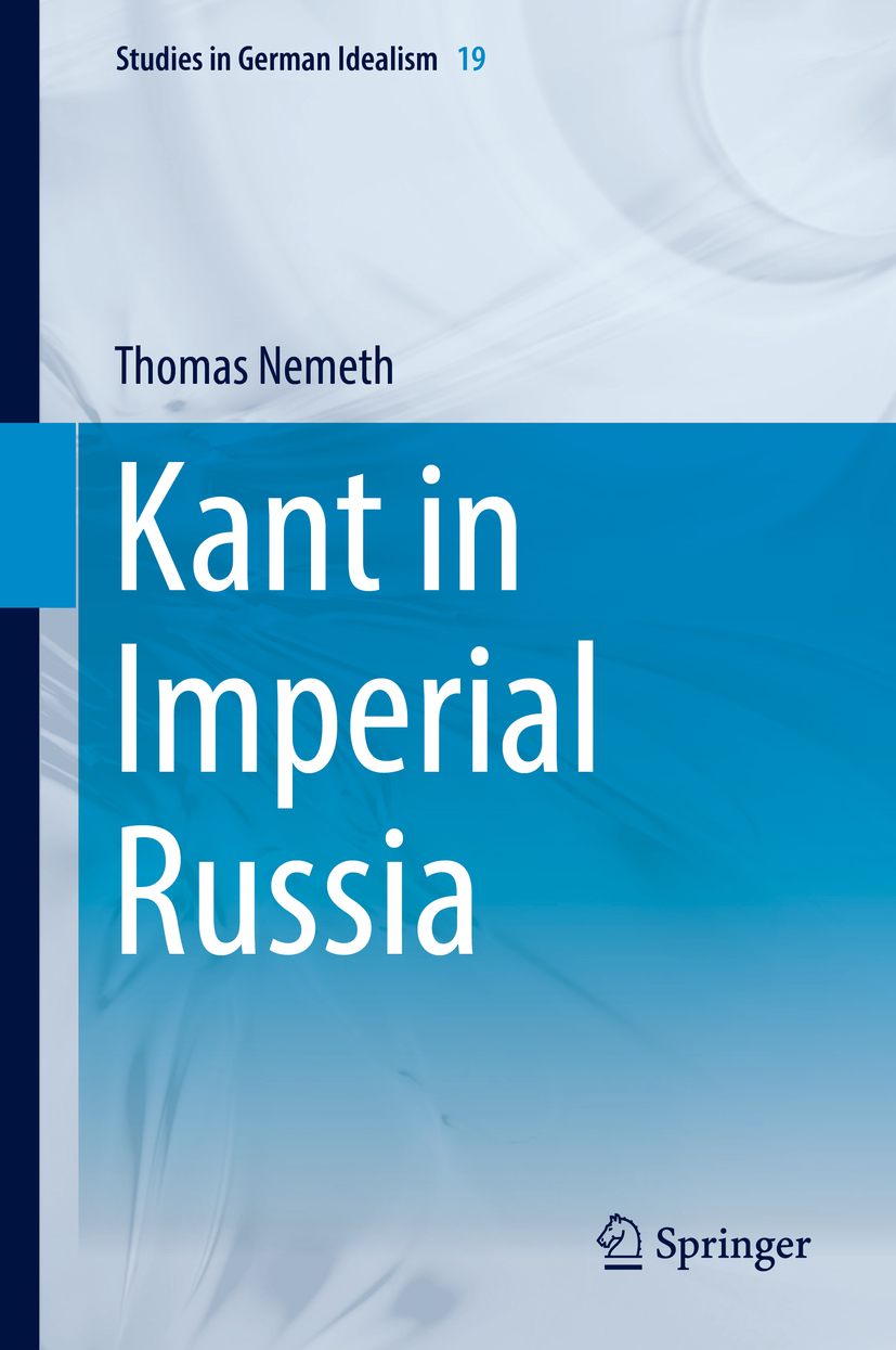 Nemeth, Thomas - Kant in Imperial Russia, ebook