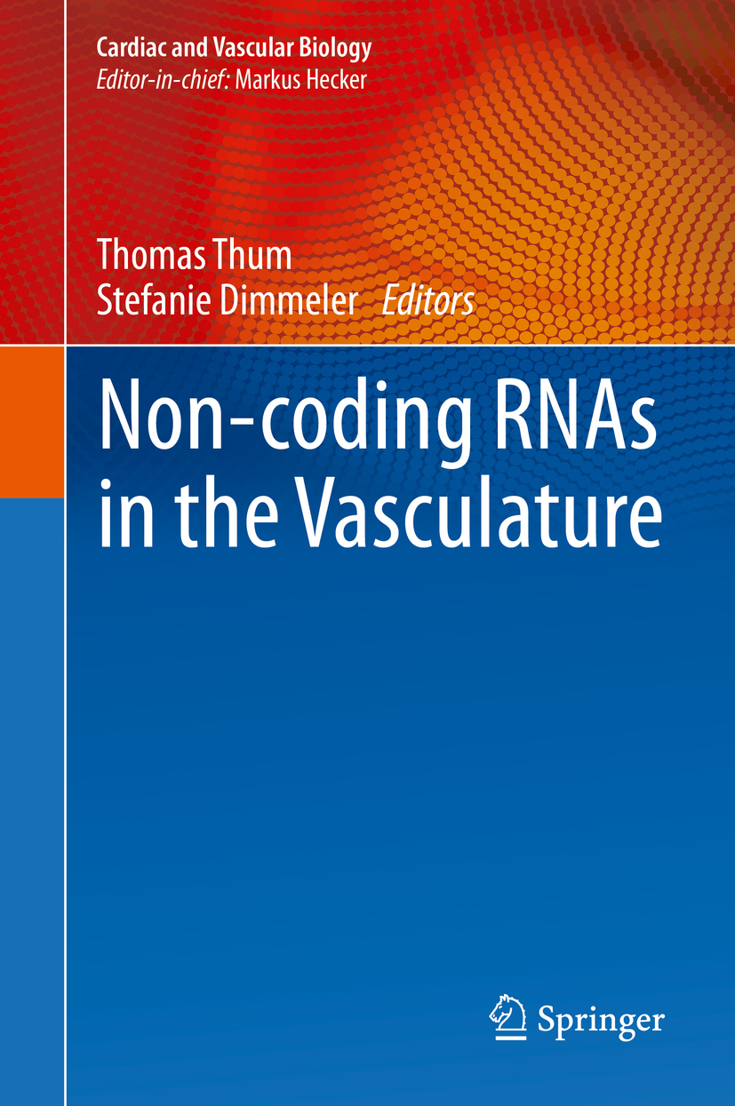 Dimmeler, Stefanie - Non-coding RNAs in the Vasculature, ebook