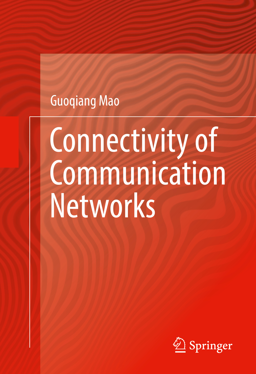 Mao, Guoqiang - Connectivity of Communication Networks, ebook