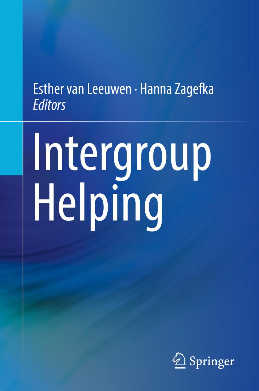 Leeuwen, Esther van - Intergroup Helping, ebook