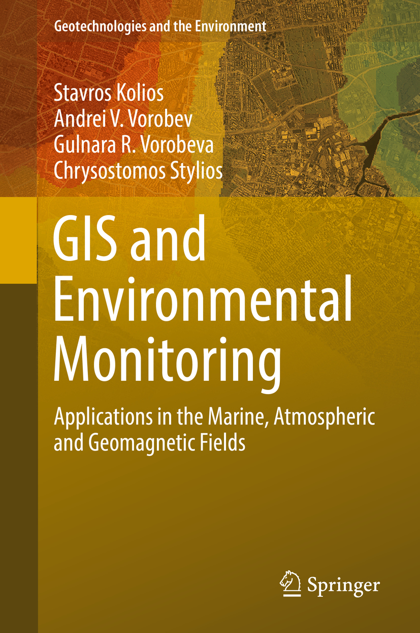 Kolios, Stavros - GIS and Environmental Monitoring, ebook