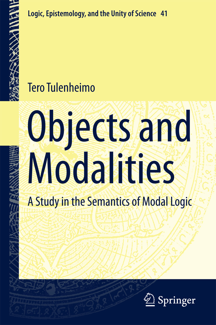 Tulenheimo, Tero - Objects and Modalities, ebook