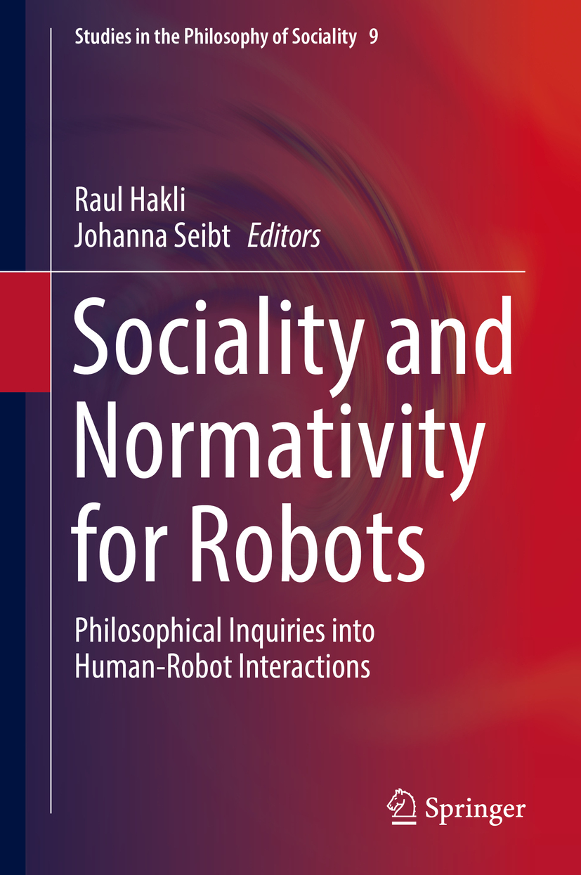 Hakli, Raul - Sociality and Normativity for Robots, ebook