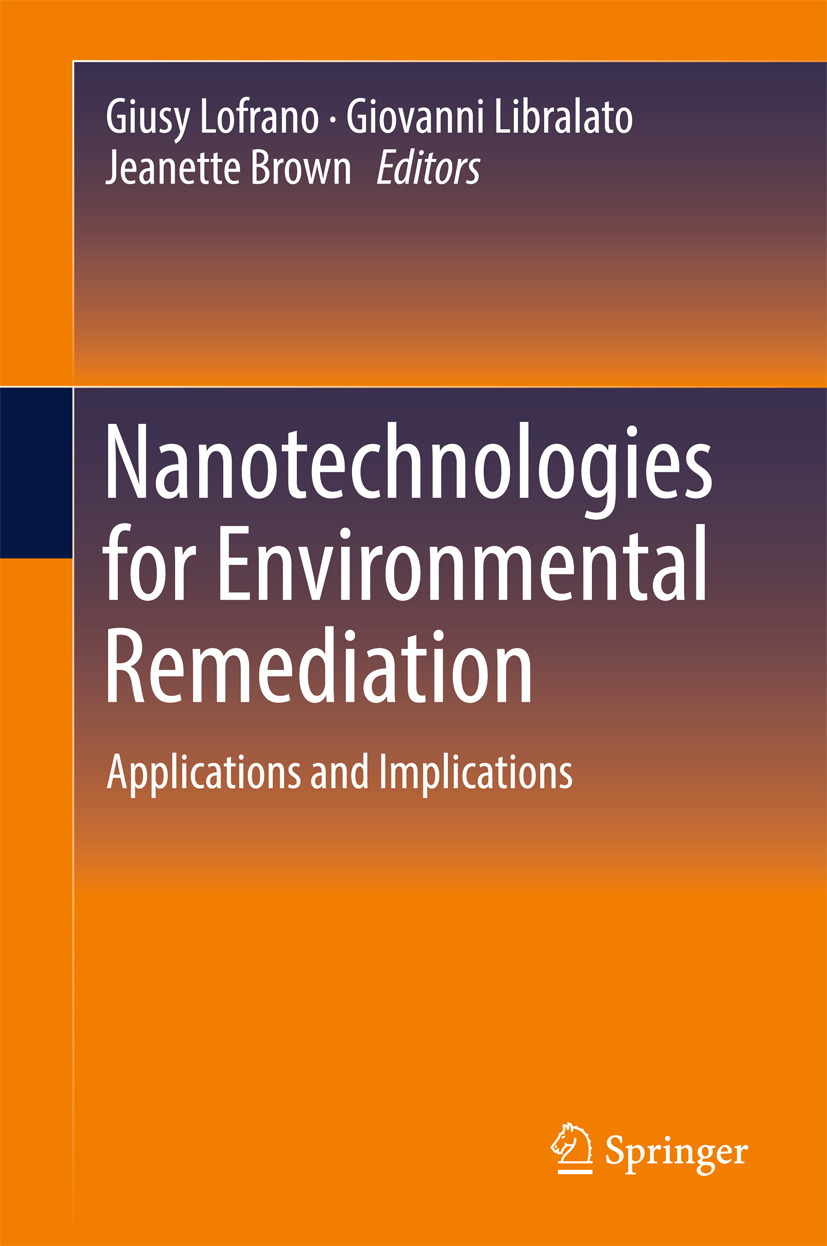Brown, Jeanette - Nanotechnologies for Environmental Remediation, ebook