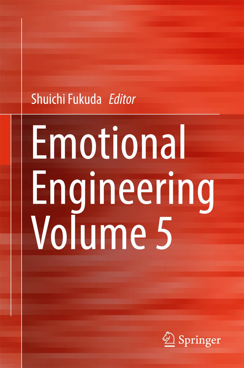 Fukuda, Shuichi - Emotional Engineering, Vol.5, ebook