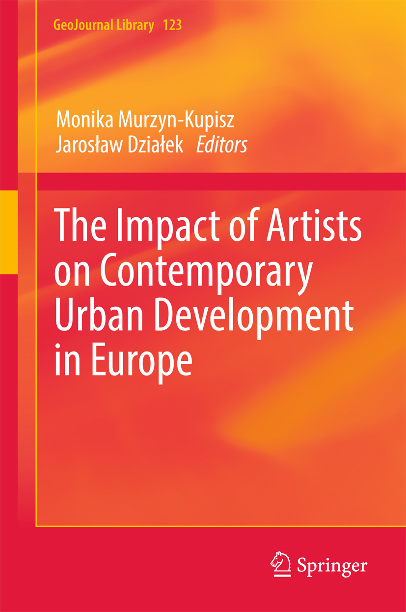 Działek, Jarosław - The Impact of Artists on Contemporary Urban Development in Europe, e-kirja