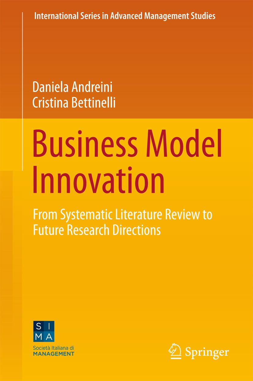 Andreini, Daniela - Business Model Innovation, ebook