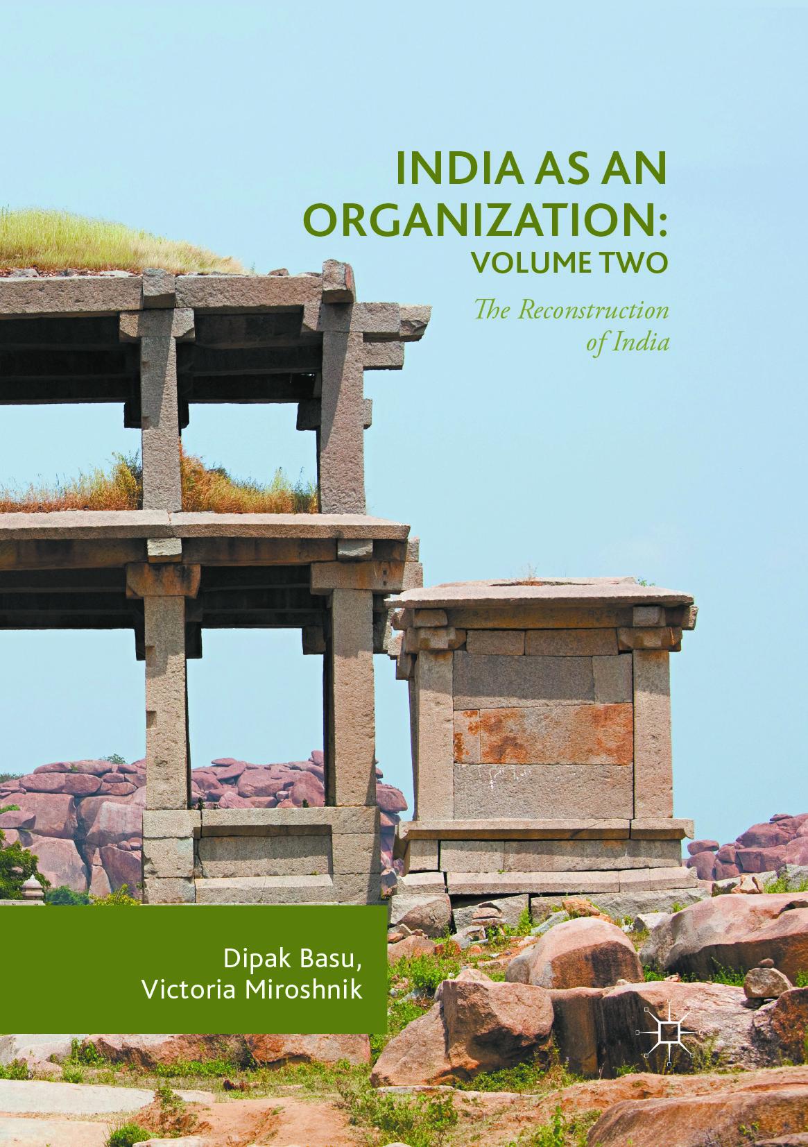Basu, Dipak - India as an Organization: Volume Two, ebook