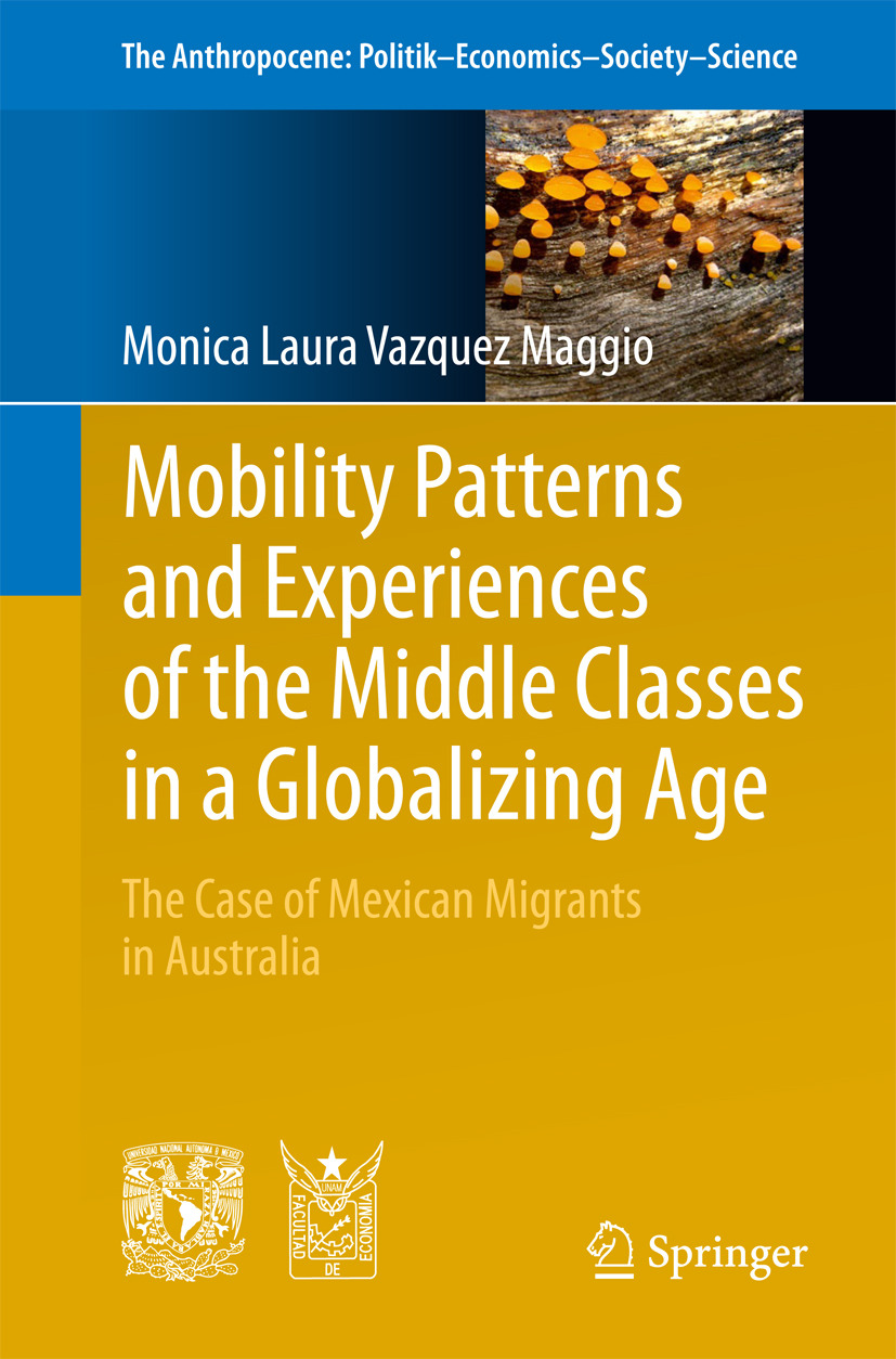 Maggio, Monica Laura Vazquez - Mobility Patterns and Experiences of the Middle Classes in a Globalizing Age, ebook