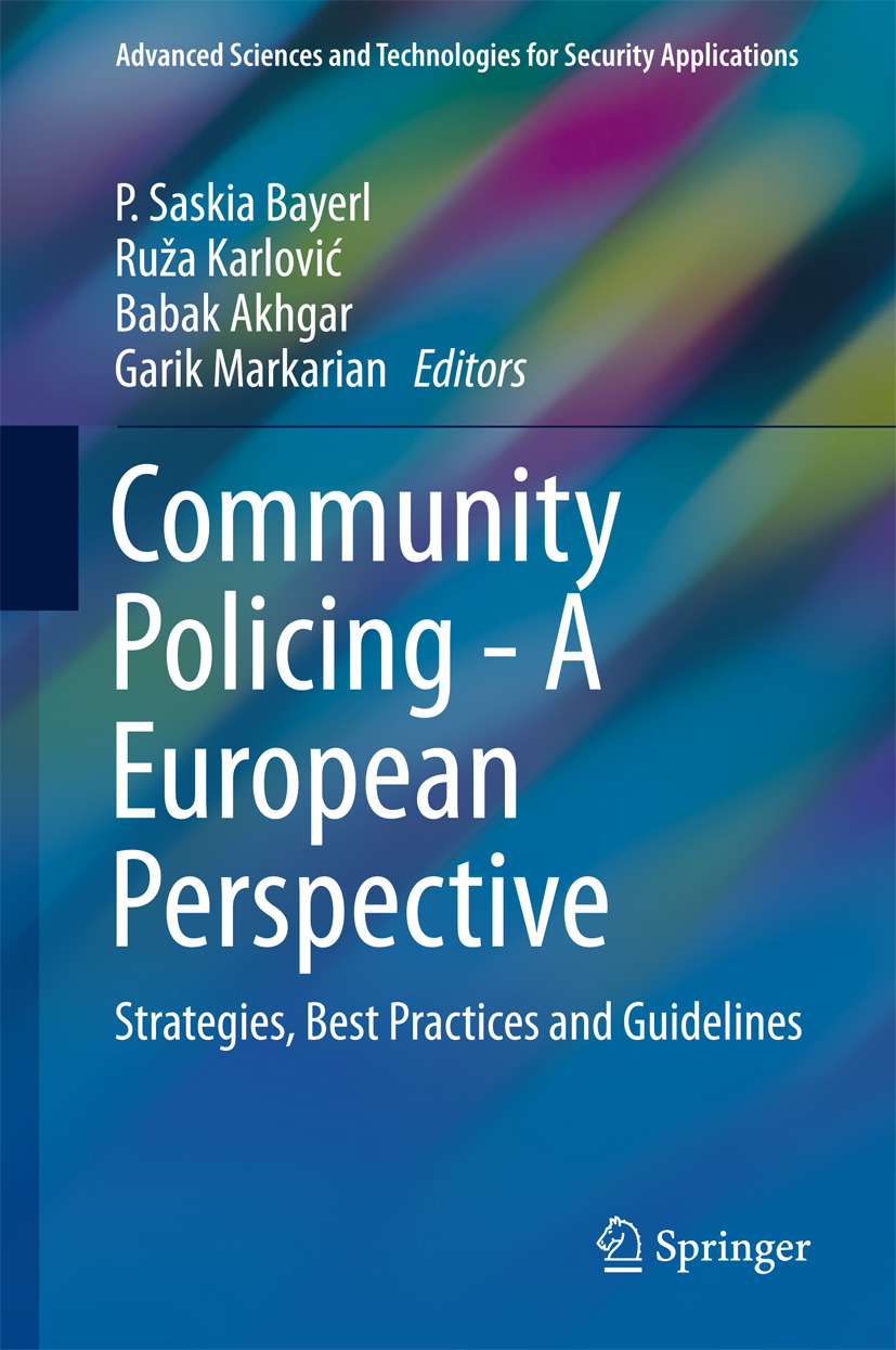 Akhgar, Babak - Community Policing - A European Perspective, ebook