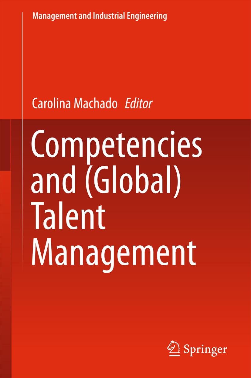 Machado, Carolina - Competencies and (Global) Talent Management, ebook