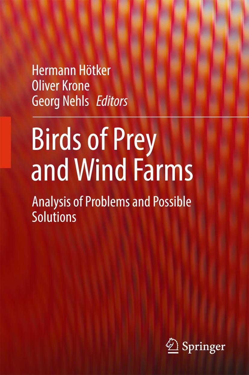 Hötker, Hermann - Birds of Prey and Wind Farms, ebook