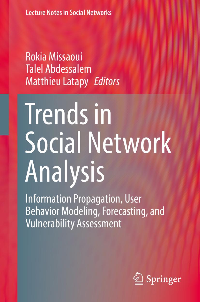 Abdessalem, Talel - Trends in Social Network Analysis, ebook