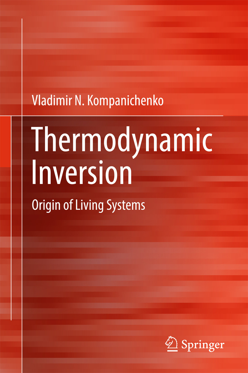 Kompanichenko, Vladimir N. - Thermodynamic Inversion, ebook
